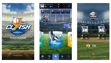 9CLASH BASEBALL: Fun 3D Sports