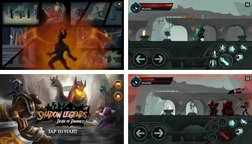 Shadow Legends: Death of Darkness