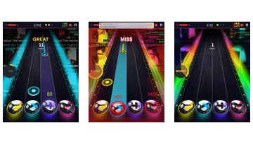 Beat Fever: Music Tap Rhythm Game