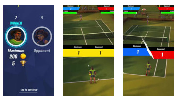 Tennis Ace: Free Sports Game