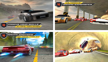 Real Speed: Need for Asphalt