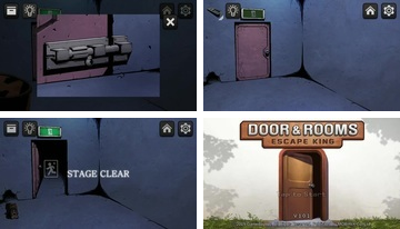Doors & Rooms: Escape King
