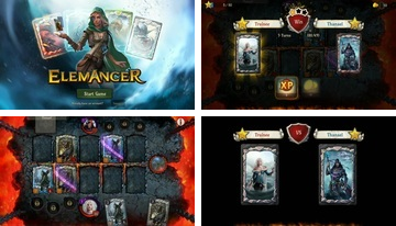Elemancer - Legend of Cards: Collectible Card Game