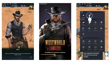 Westworld: Lawless