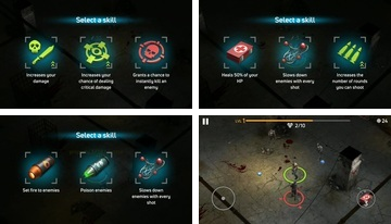 Zombie Arena: Fury Shooter Attack