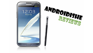 Огляд Samsung Galaxy Note II