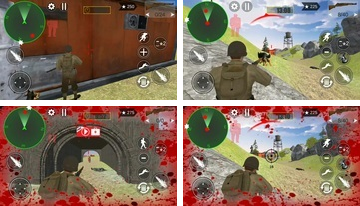Medal Of War: WW2 Tps Action Game