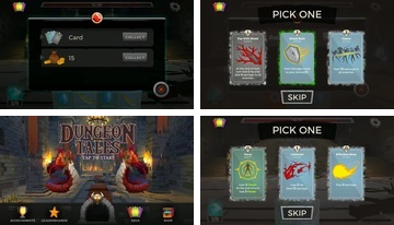 Dungeon Tales: An RPG Deck Building Card Game