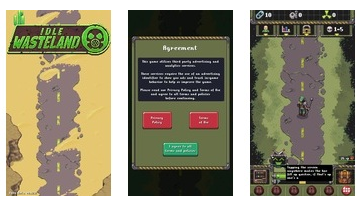 Idle Wasteland: Zombie Survival