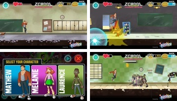 Zchool of Zombies