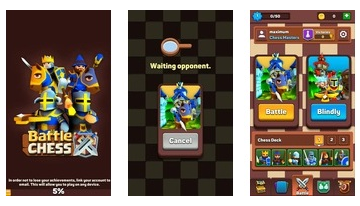 Battle Chess: Fog of War