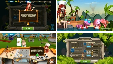 StoneAge Chef: The Crazy Restaurant & Cooking Game