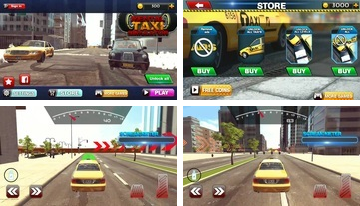 Mental Taxi Simulator - Taxi Game