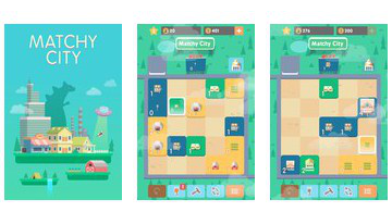 Matchy City - Endless Match 3